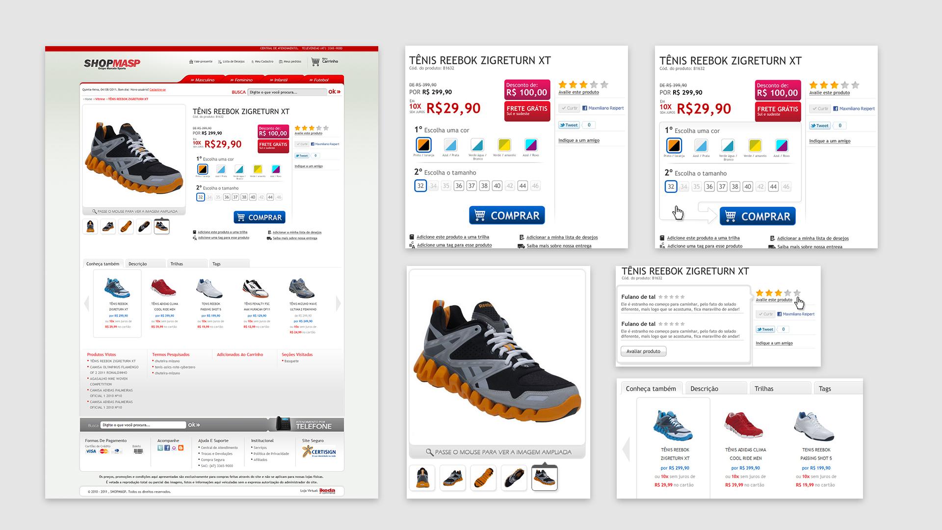 Shop Masp: Proposta